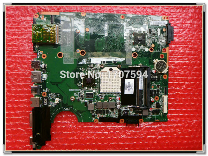 574679-001 for hp pavilion DV7 AMD laptop motherboard amd integrated 100% tested(China (Mainland))