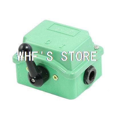 QS5-15A Model AC 500V 15A Forward Reverse Drum Switch Cam Starter Control(China (Mainland))