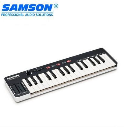 Samson graphite m32 midi keyboard controller 32 key for for ipad music Mini USB MIDI Controller(China (Mainland))