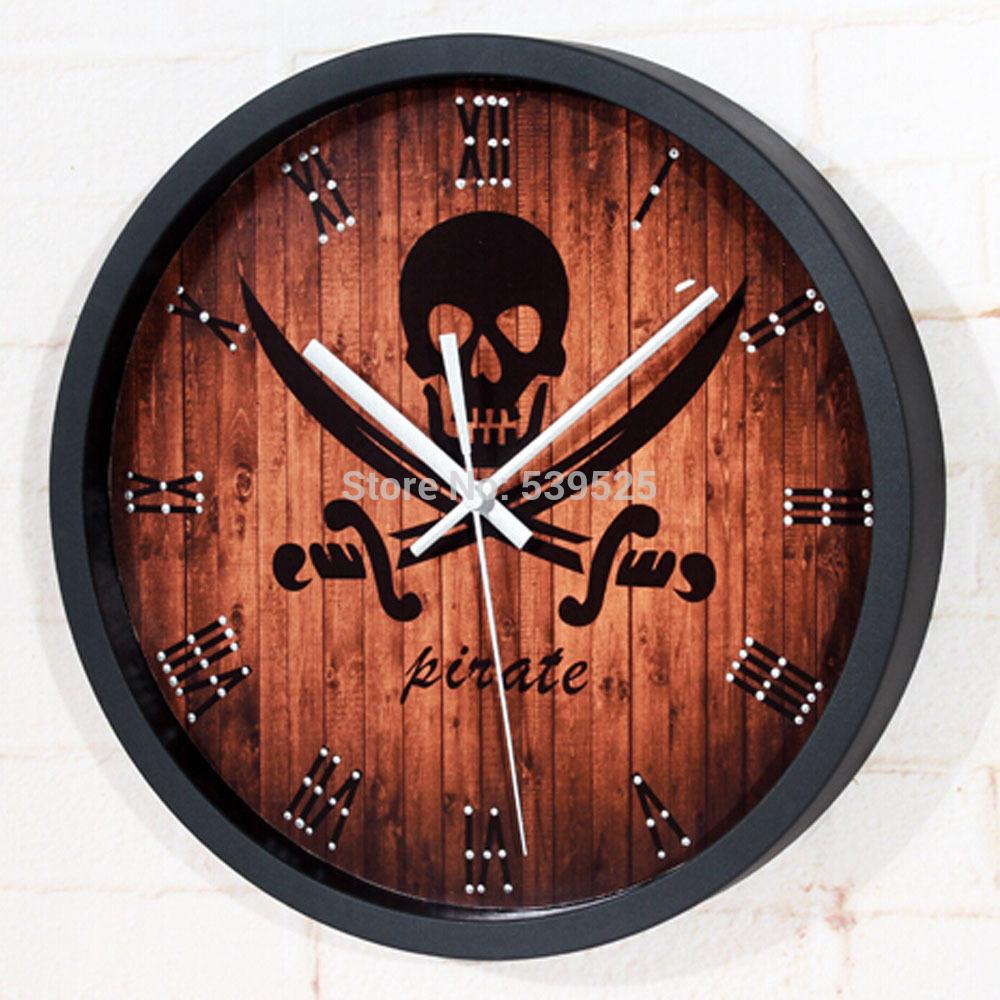 Achetez en gros 3d horloge murale en ligne des for Grande horloge murale moderne
