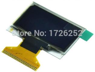 0.96 inch 30PIN 8Bit Yellow OLED Display Screen SSD1306 Drive IC 128*64 SPI / I2C Interface(China (Mainland))