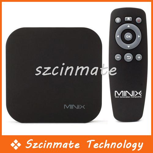 MINIX NEO X5 Mini Android 4.1 RK3066 DualCore 1G RAM 8G ROM Mini PC TV Box 1080p HDMI 5pcs/lot Wholesale(China (Mainland))