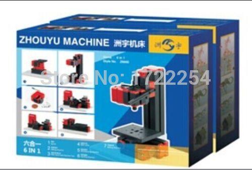 Подробнее о Токарный станок Zhouyu 6 1 токарный станок с электроникой