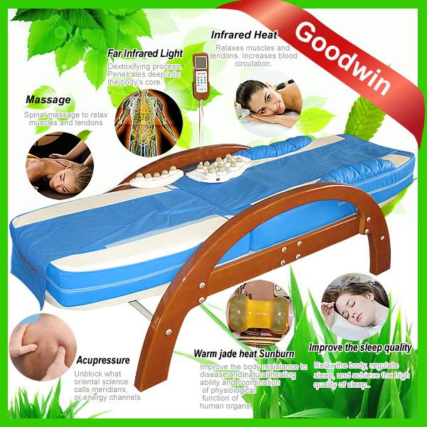 Thermal jade massage bed(China (Mainland))