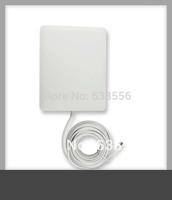 high gain 14dBi Panel 698-2700MHz lte 4g outdoor antenna sma 10M cable 4G LTE OUTDOOR directional PANEL ANTENNA(China (Mainland))