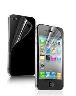 Защитная пленка для мобильных телефонов 1 + 1 HD iPhone 4 4S
