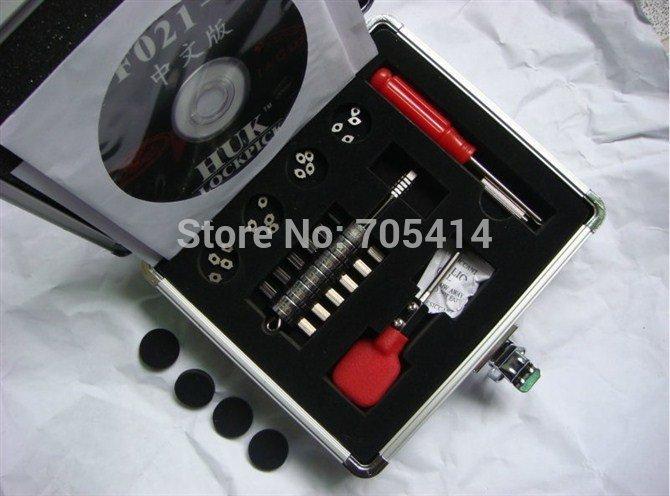 ford Mondeo Jaguar 6 Cylinder Reader Ford Tibble Pick .. locksmith GOSO Kaba lock pick set 2 in 1 pick/decoder .(China (Mainland))