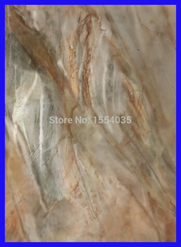 Wholesale (50*1000CM/lot) PVA Marble& Stone Pattern Water transfer film MA244-1(China (Mainland))