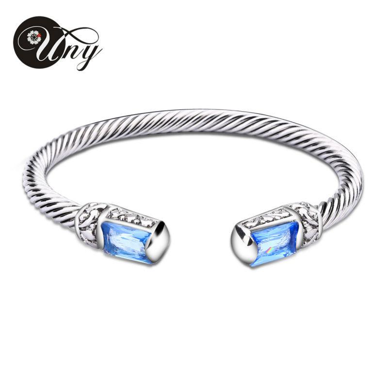 2014 New Arrival / free shipping / alloy bangles DAVID Crystal mosaic bracelet / Bangle for women / fashion jewelryBR75854(China (Mainland))