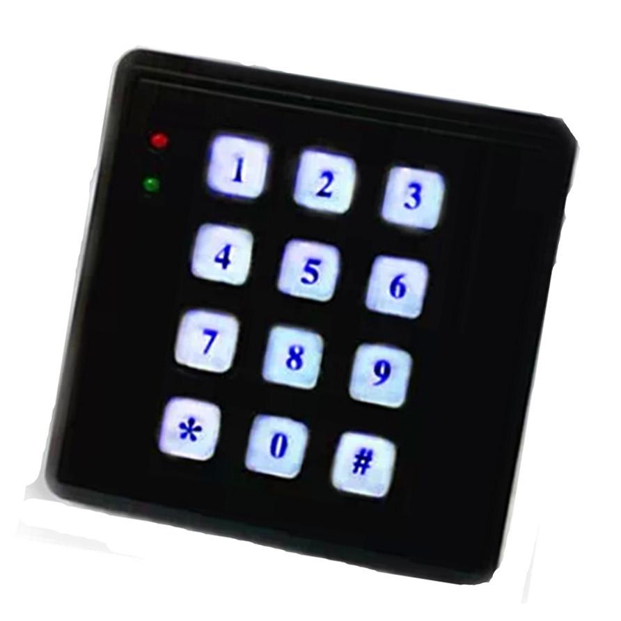 4000 User Control Keyboard Door Access Control System(China (Mainland))