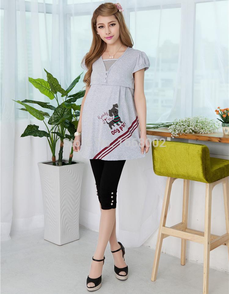 Блузки и Рубашки для беременных Yunzhiyi 2015 t yzy-80098 блузки и рубашки для беременных yunzhiyi 2015 yzy 80051