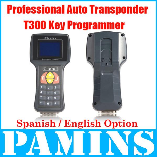 DHL T300 Programmer 2014 Scanner Peugeot VW Vag Smart Transponder Key Programming Auto Diagnostic Tools(China (Mainland))
