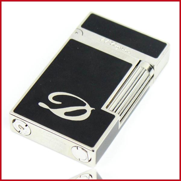 Hot sales dupont cigarette lighter gold Pure Copper Butane Gas Cigarette antique lighters Bright Sound or