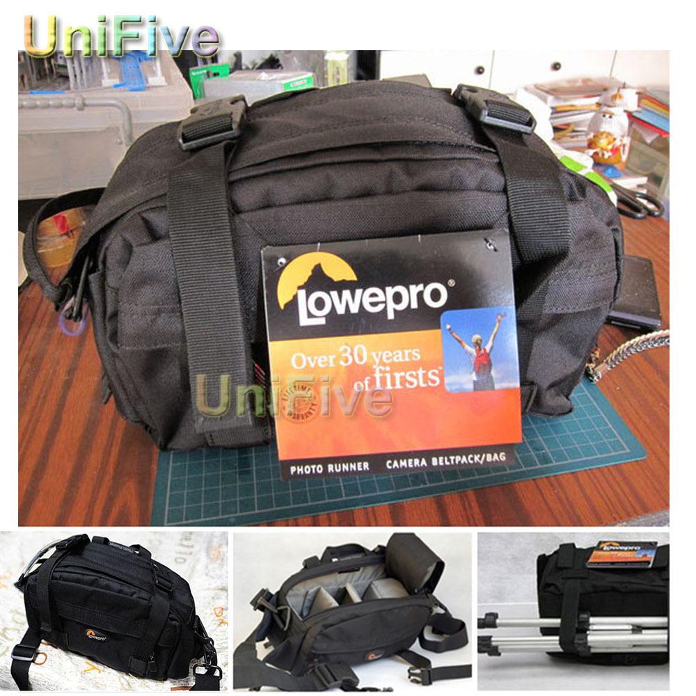 2015 Genuine Lowepro Photo Runner DSLR Waterproof Camera Bag Beltpack Waist Pack Shoulder Bag Waistpack for Canon Nikon Sony(China (Mainland))