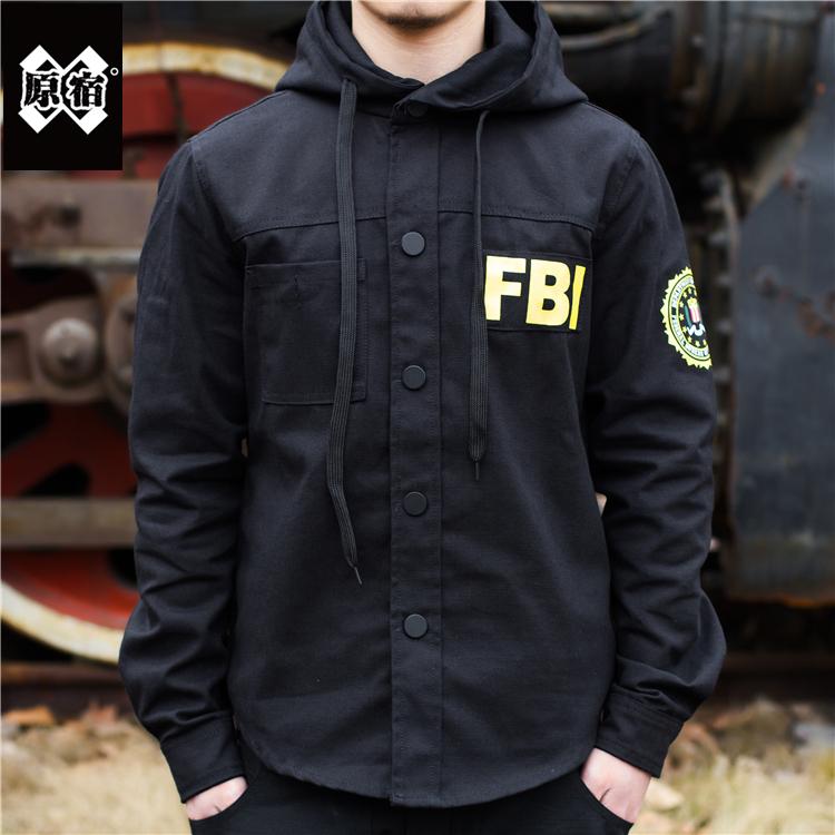 Куртка Fbi
