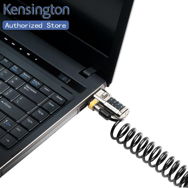 все цены на Замок для ноутбука ClickSafe Kensington 1,8 K64698 онлайн