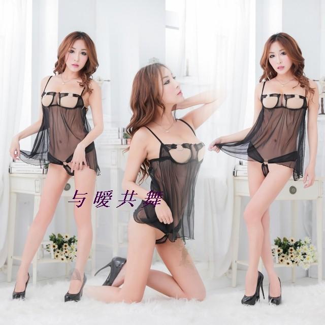 Charm sexy milk wire underwear sleepwear fashion steel milk 3 wire 2034(China (Mainland))