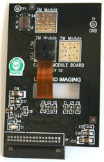 LI-LBCM2M1 Leopard Imaging LI-TB01, LI-TB02 Daughter Cards & OEM Boards 2MP CMOS (Aptina) CAMERA BOARD(China (Mainland))