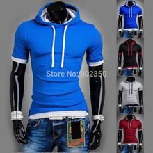 2015 New Casual Hoodies Men Sleeveless Beach Sport T Shirt Vest Mens Hoodies Jacket hip hop Sweatshirts(China (Mainland))