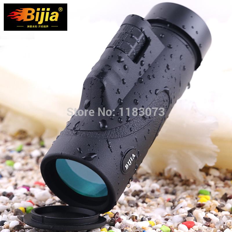 100% Original Brand BIJIA 10X Monocular 1000M portable Nitrogen Waterproof 10*42 HD Telescope Free Shipping(China (Mainland))