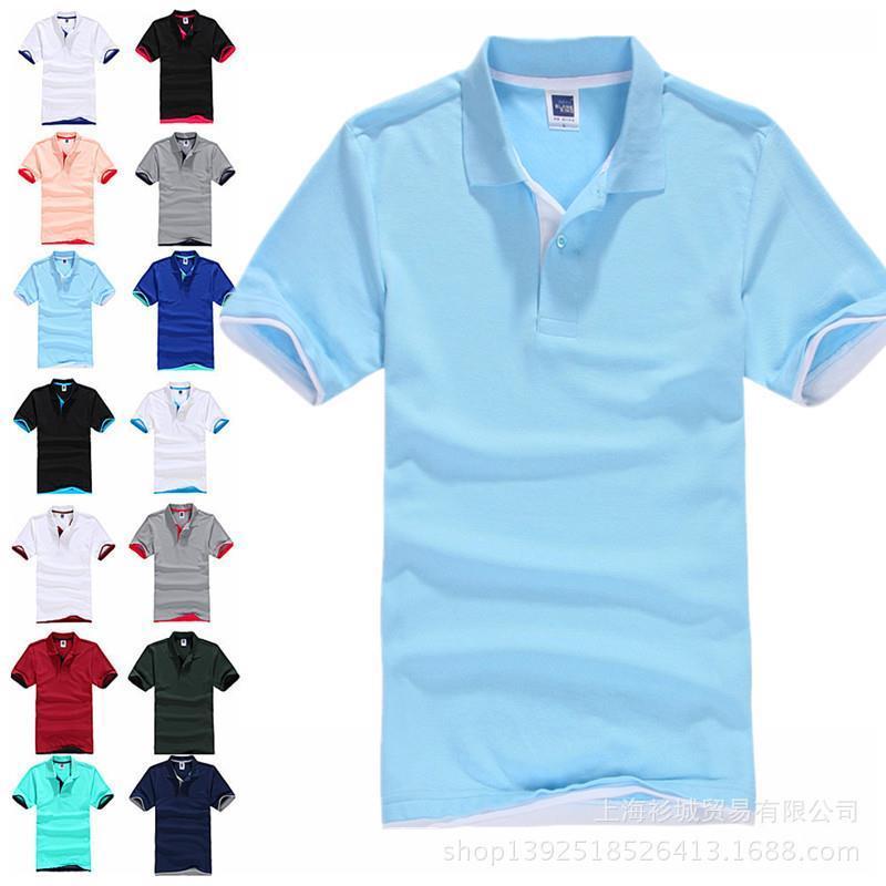 2015 New Brand Men's Polo Shirt For Men Desigual Polos Men Cotton Short Sleeve Shirt Sports Jerseys Golf Tennis Plus Size XXXL(China (Mainland))