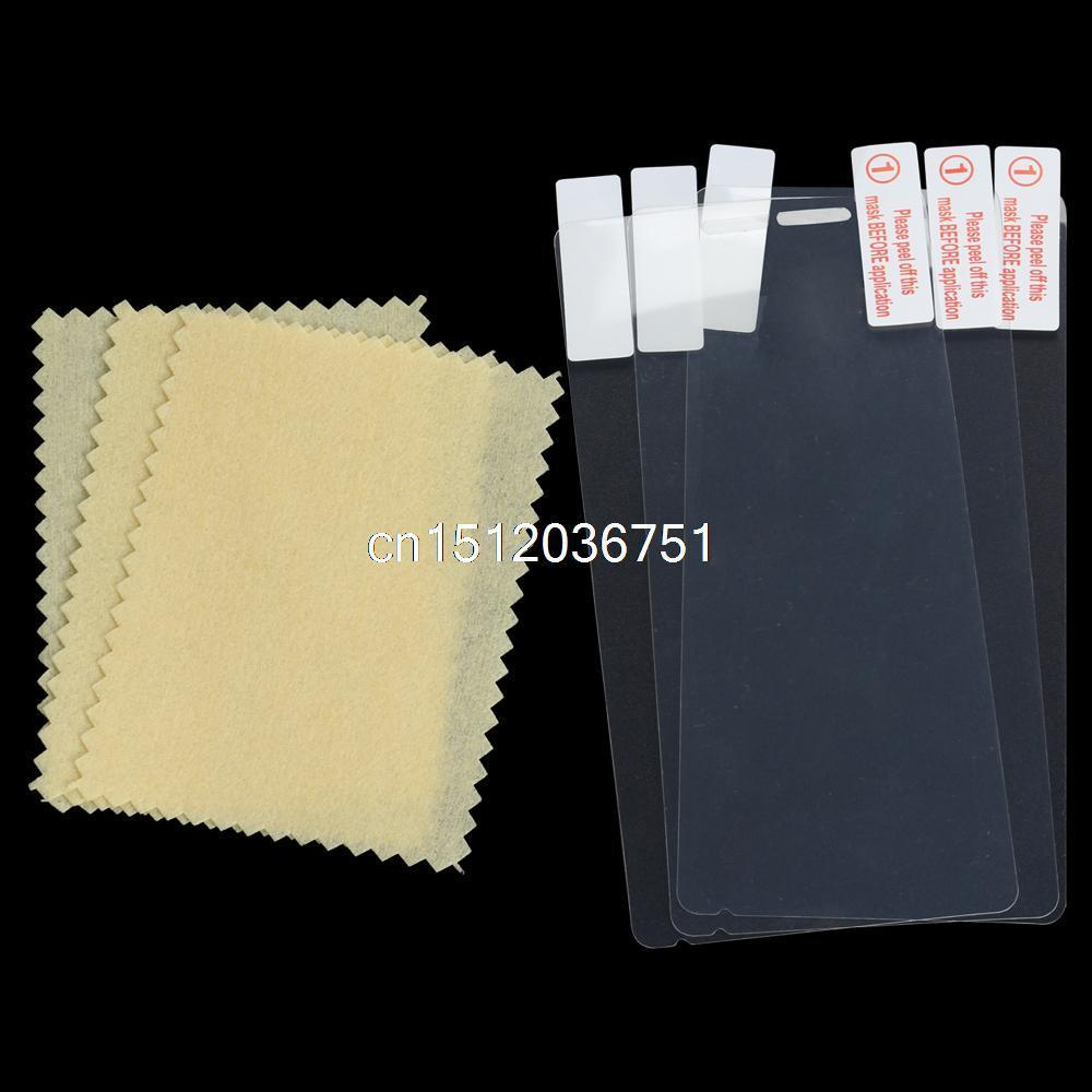 For Sony Xperia M Dual C1905 C1904 C2004 C2005 Clear screen protector Clear Screen Protective Film Screen Guard Wholesale(China (Mainland))