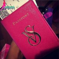 2015 Free shipping woman's Gagaopt VS personality fashion Passport Holders