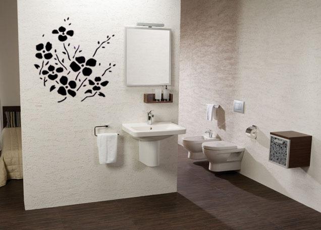 Decoratie badkamer muur beste inspiratie voor huis ontwerp - Decoratie badkamer fotos ...