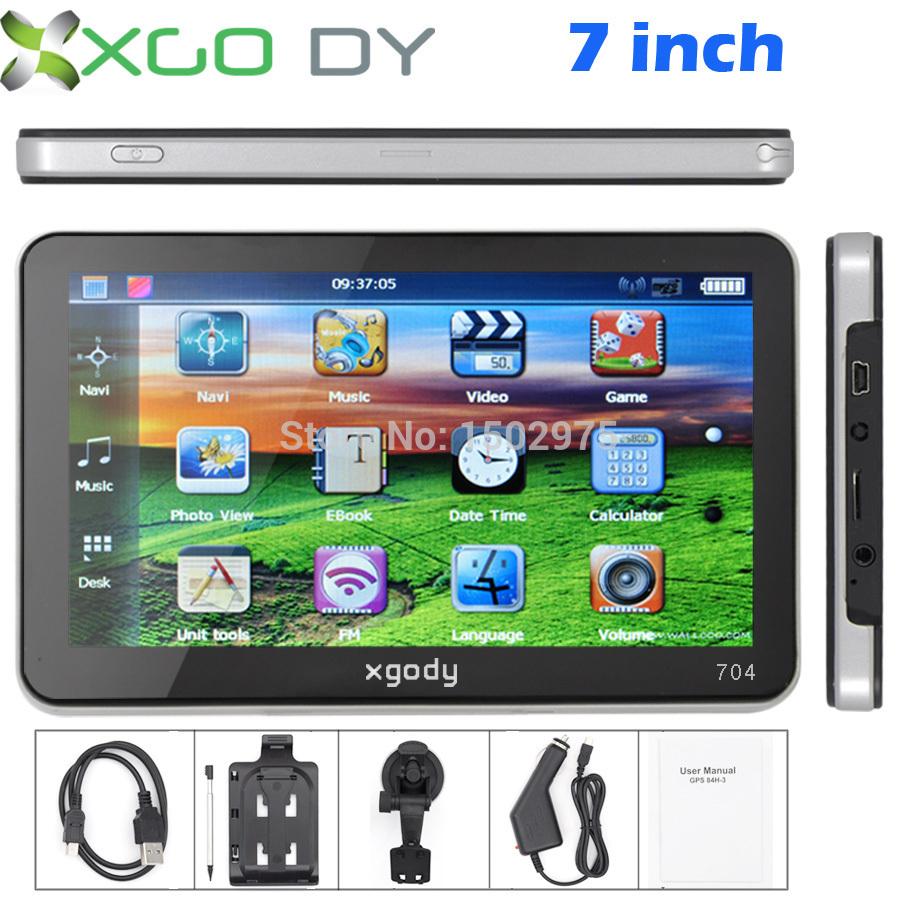 XGODY HD 800*480