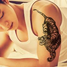 Gros tatouages bras en