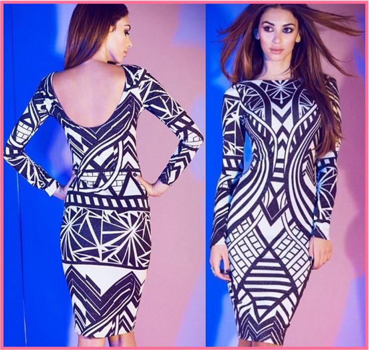 Женское платье Dresses 2015 Bodycon alitao d1209 shujubao01 женское платье low cut dresses crewneck bodycon see through bodycon dresses