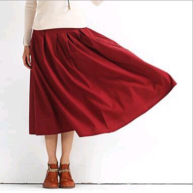 Женская юбка Maxi skirt 6 Saia Longa #G71 women skirt catherine deane платье до колена