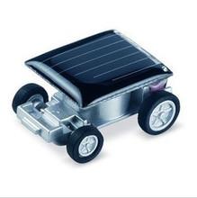 Mini Children Solar Toy Gift 10pcs/lot(China (Mainland))