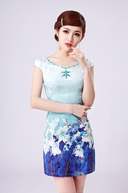 Vestido de boda chino tradicional