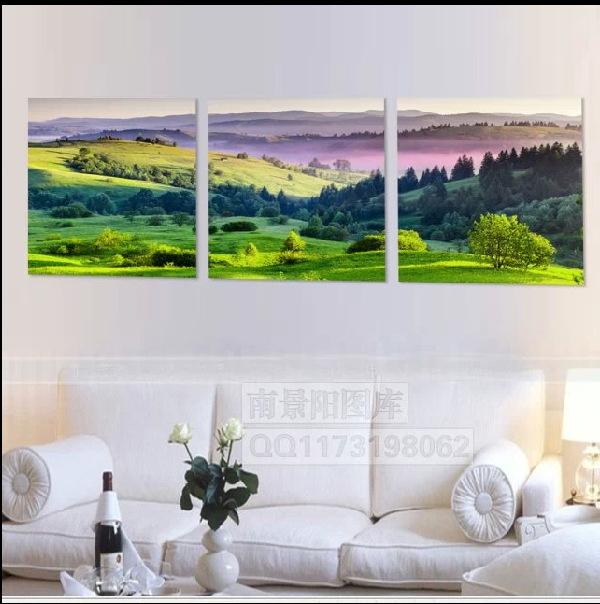 Online kopen wholesale berglandschap schilderijen uit china berglandschap schilderijen - Decoratie schilderij volwassen kamer ...