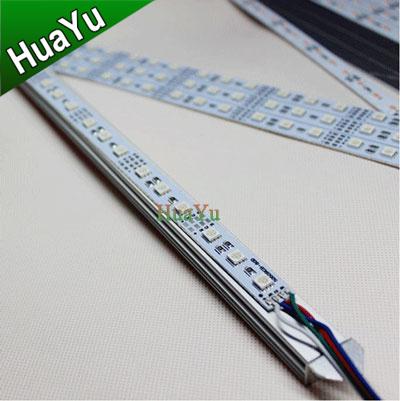 Светодиодная панель HuaYu 10pcs/lot 50 SMD5050 DC12V 36leds 7.2w RGB HY-YDT-5050-RGB  светодиодная лента 10 50 50 12v 30 smd 5050 v