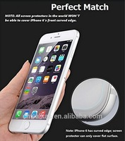 Mobile phone tempered glass screen touch protective film for iphone 6 6plus For iphone 5 5s wholesale price freeshipping