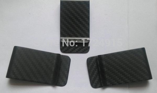 high quality carbon fiber money clip with best price Money Clip Wholesale Carbon Money Clip(China (Mainland))