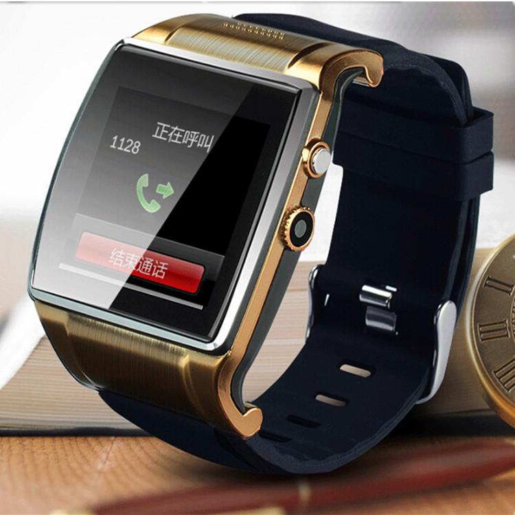 Smart bluetooth Watch Wrist waterproof Upro Hi watch2 With 2.0MP Camera Bluetooth dialer/mp3/mp4/FM/Video/Remote freeshipping(China (Mainland))