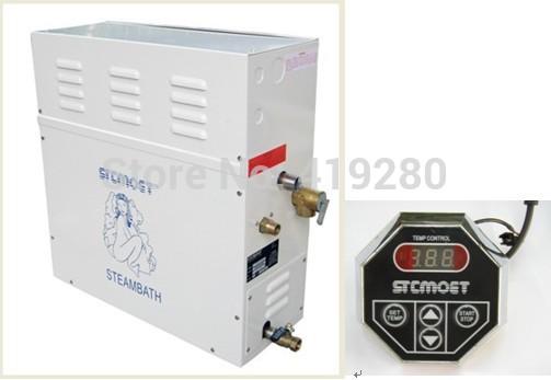 High Qualilty steam generator 3KW /220V wet steam sauna steam For bath room(China (Mainland))