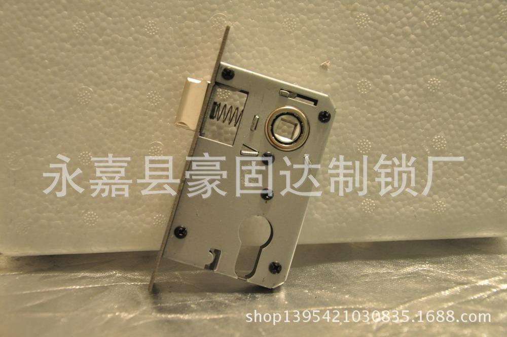 European manufacturers of aluminum bronze door yellow wooden door mechanical locks(China (Mainland))