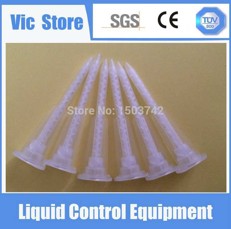 Resin Static Mixer MA3.0-17S Mixing Nozzles for Duo Pack Epoxies(China (Mainland))