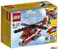 NEW Original Educational Brand Lego Blocks Toys 31013 Creator Series 3-in-1 Red Thunder 66PCS Childern Gift Free Shipping
