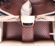 Хорошая! Особое минимальный уровень для Chevrolet Cruze — 2009 прочный нет — скольжение кожа ковры для Chevrolet Cruze