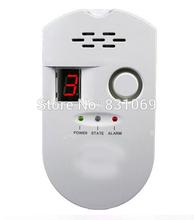 1Pcs High Sensitivity LPG LNG Coal Gas Leak Detector Alarm Monitor Alarm Sensor Free Shipping