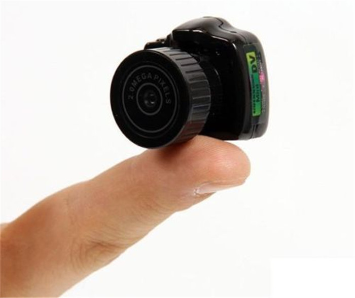 2015 Hot Sale Mini Smallest HD Video Camera 480P Mini Pocket DV DVR Portable Camcorders Micro Digital Recorder USB PC Web Cam(China (Mainland))