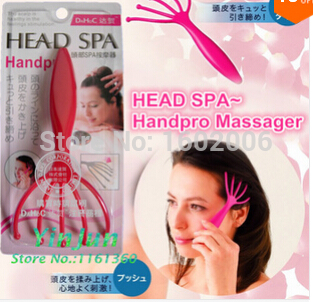 5pcswholesale/retail, hot-selling five fingers head massage device tools diy massage scalp acupuncture points ,free shipping(China (Mainland))