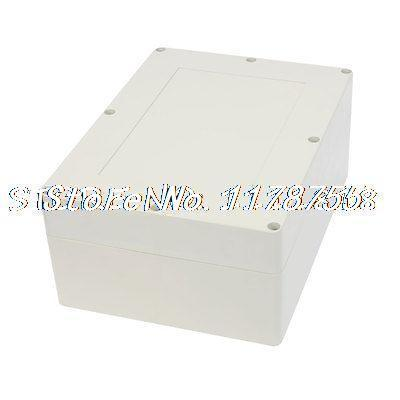 "12.6"" x 9.5"" x 5.5"" Circuit Cable Connect Waterproof Junction Box(China (Mainland))"
