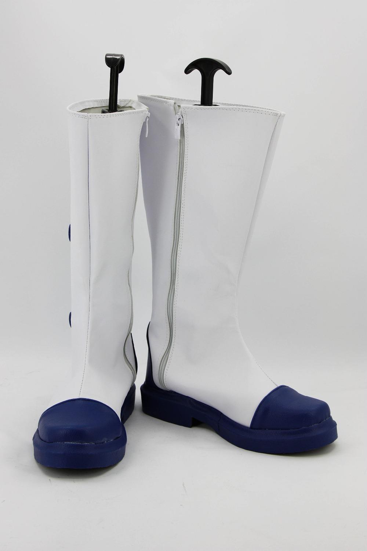 Angelic Layer Misaki Suzuhara cosplay Shoes Boots Custom-Made(China (Mainland))