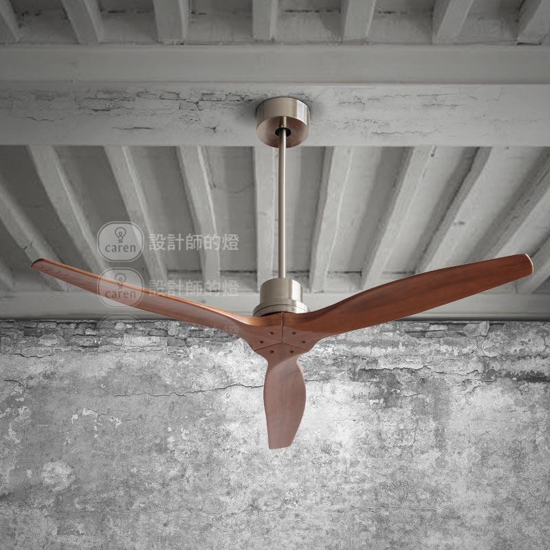 Compra ventiladores de techo de madera online al por mayor - Ventiladores de techo de madera ...